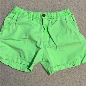 Lime Green Chubbies